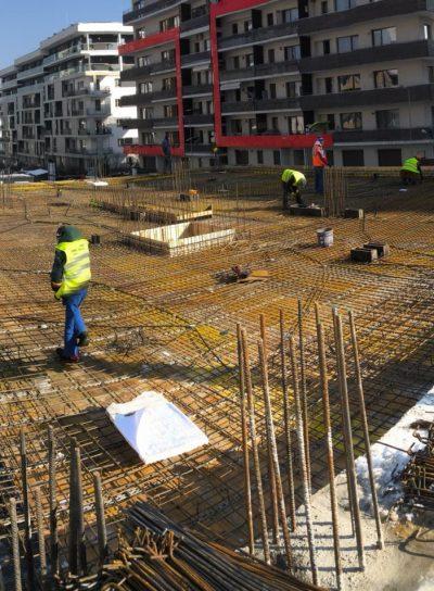 Lucrari de carcasare/montare otel-beton